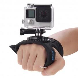 Ремень, поворотное крепление GoPro на руку, кисть, 360
