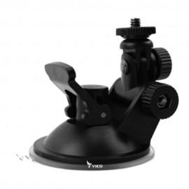 Присоска держатель под 1/4 дюйма (маленькая) для GoPro