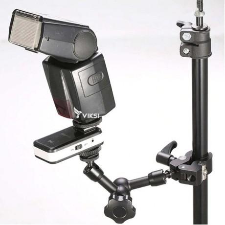 Многофункциональный зажим для цифровых камер и аксессуаров
