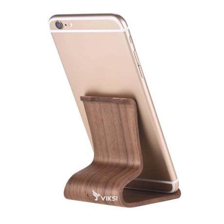 Деревянная подставка Prime для телефона