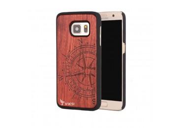 Деревянные чехлы  для iPhone с лазерной гравировокой