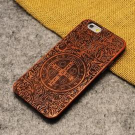 Чехол деревянный Сonstantine для iPhone 6 Plus