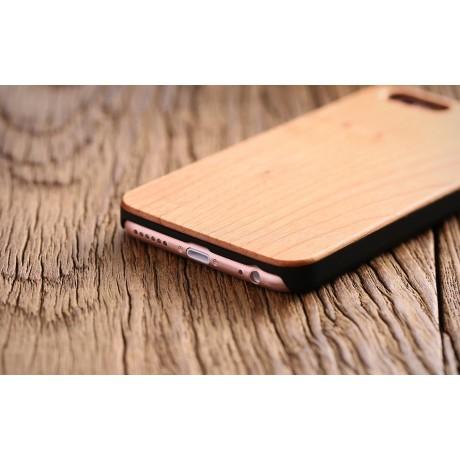Чехол деревянный Maple для iPhone 6 Plus (Wide)