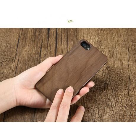 Чехол деревянный Walnut для iPhone 7/8