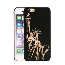 Чехол деревянный Liberty для iPhone 7/8