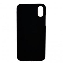 Чехол деревянный  Black для iPhone Х