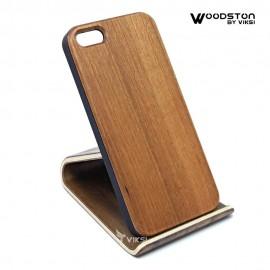 Чехол деревянный Cherry для iPhone 5