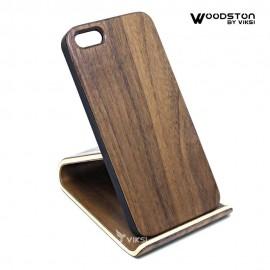 Чехол деревянный Walnut для iPhone 5