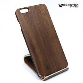 Чехол деревянный Walnut для iPhone 6 Plus