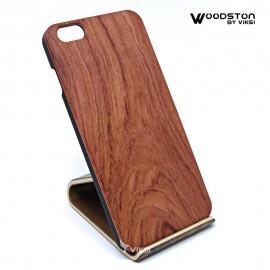 Чехол деревянный Rose для iPhone 6 Plus