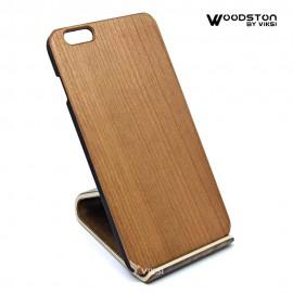 Чехол деревянный Cherry для iPhone 6 Plus