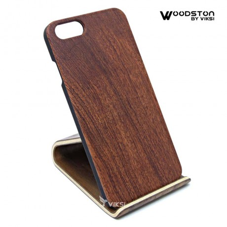 Чехол деревянный  Walnut для iPhone 6, 6s
