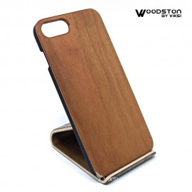 Чехол деревянный Cherry для iPhone 7 Plus/8 Plus