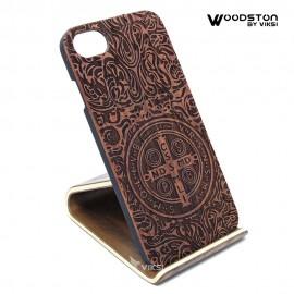 Чехол деревянный Сonstantine для iPhone 7/8