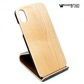Чехол деревянный  Maple для iPhone Х