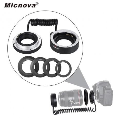 Автофокусный макро-адаптер MICNOVA kk-mra5ca  для Canon
