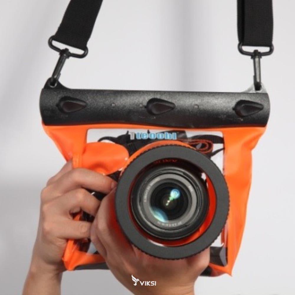 Водонепроницаемый чехол для фотоаппатов DSLR , аквабокс