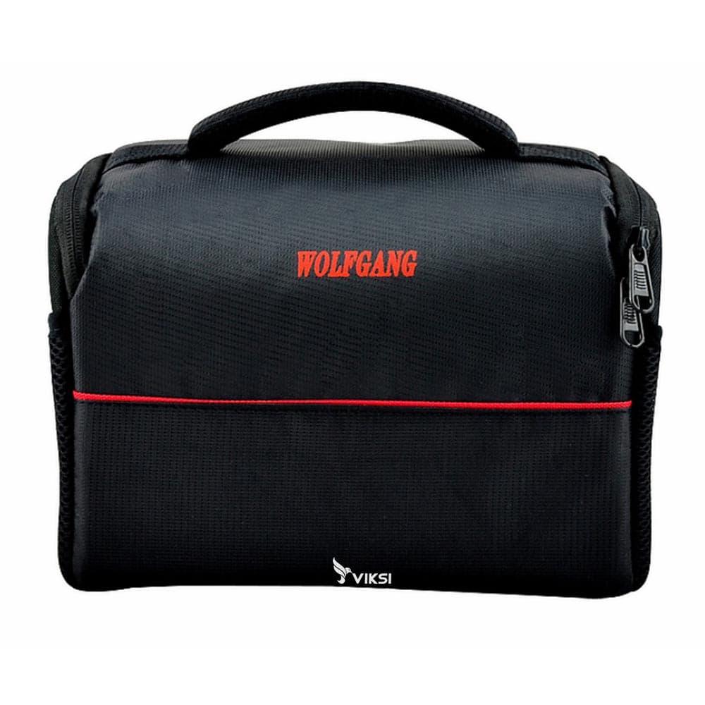 Вместительная сумка на плечо для фотоаппаратов Canon