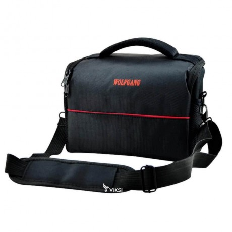 Вместительная сумка WolfGang на плечо для фотоаппаратов