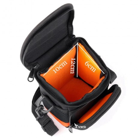 Универсальная сумка для компактных фотоаппаратов и беззеркалок Sony