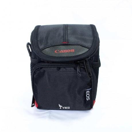 Универсальная сумка для компактных фотоаппаратов и беззеркалок Canon