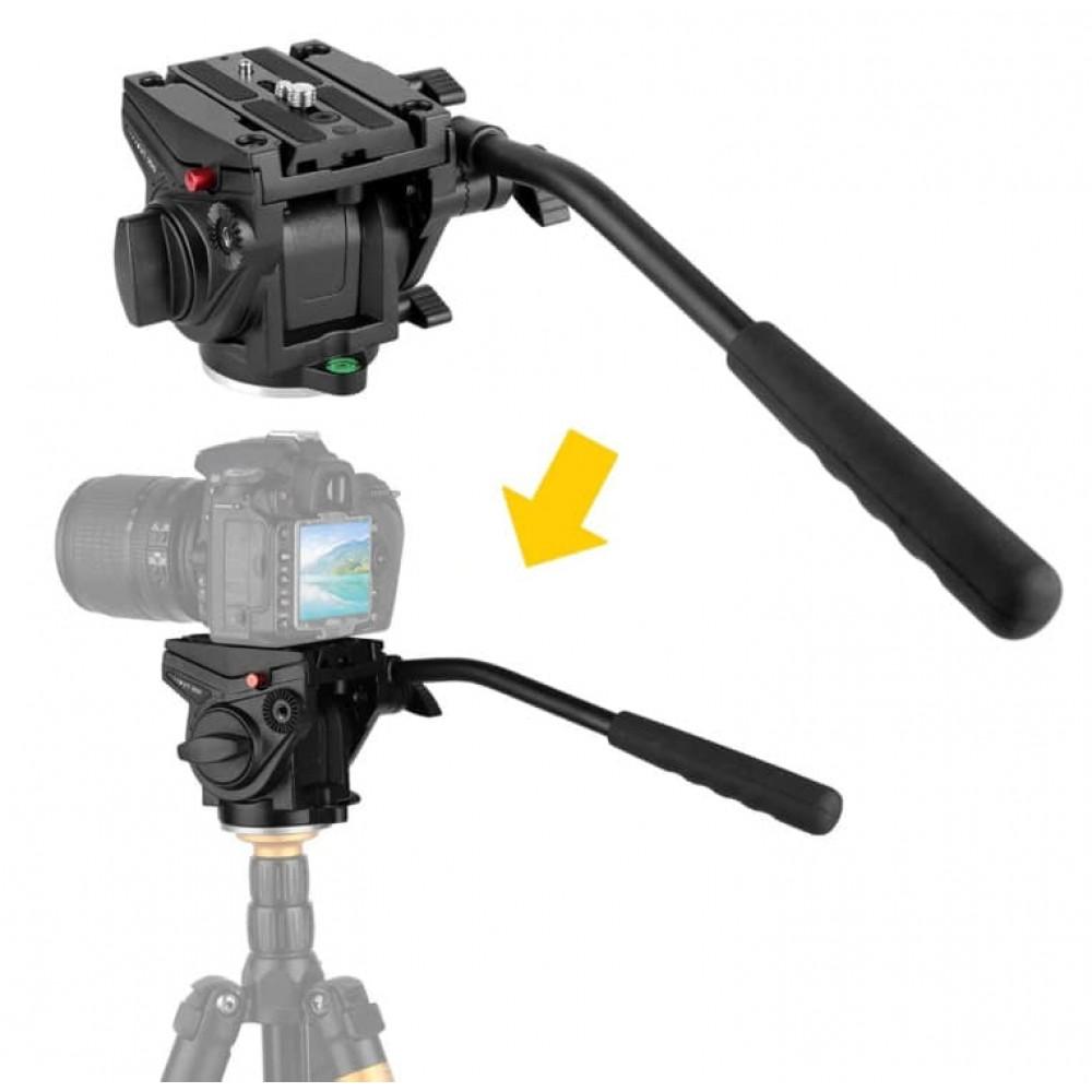 Штативная видеоголовка KINGJOY для DSLR камеры