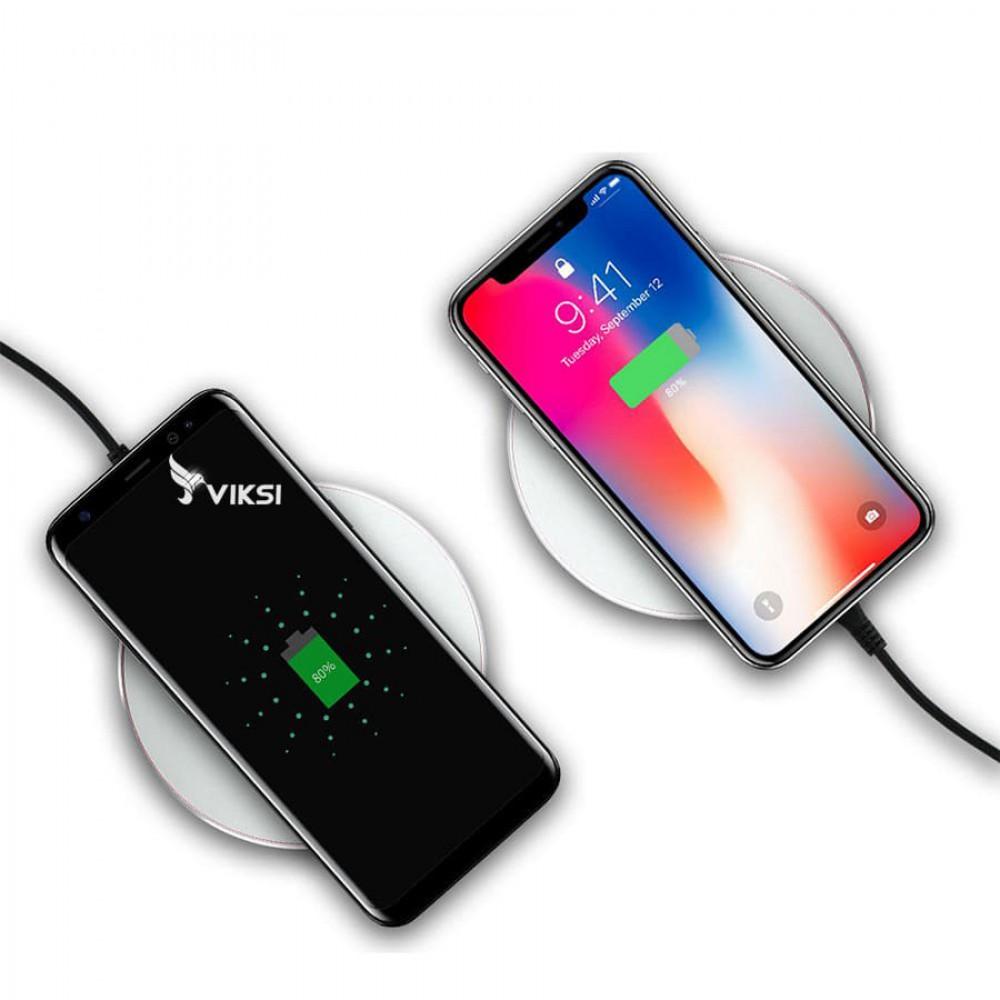 Зарядка беспроводная для смартфонов