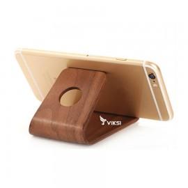 Деревянная подставка для смартфона Edge