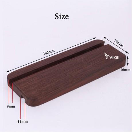 Деревянная подставка для планшета Timber