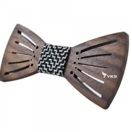 Деревянная бабочка, краватка для мужчин