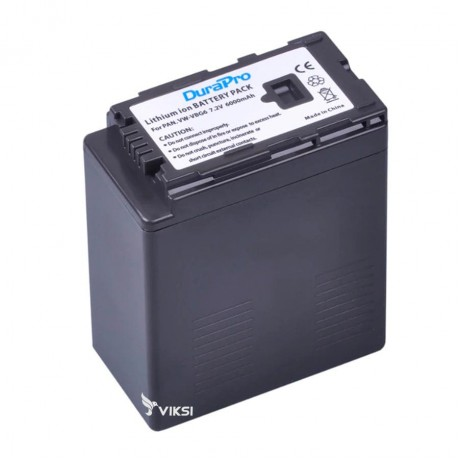 Аккумулятор Panasonic VW-VBG6  (6000mah)
