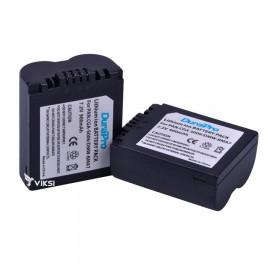 Аккумулятор Panasonic CGA-S006  (900mah)
