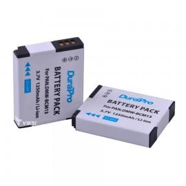 Аккумулятор Panasonic DMW-BCM13  (1250mah)