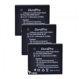 Аккумулятор Panasonic DMW-BCK7  (1100mah)
