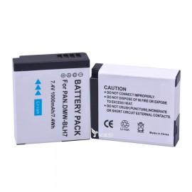 Аккумулятор Panasonic DMW-BLH7  (1000mah)