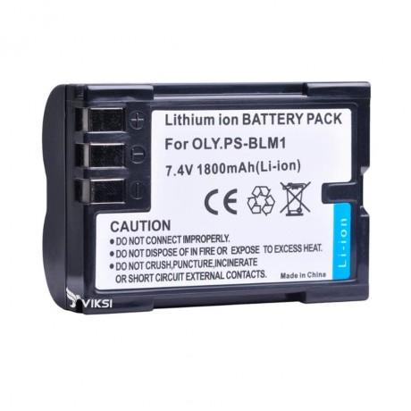 Аккумулятор Olympus PS-BLM1  (1800mah)