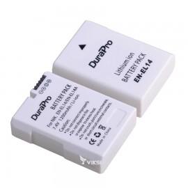 Батарея Nikon EN-EL14  (1200mah)