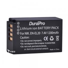 Аккумулятор Nikon EN-EL20  (1200mah)