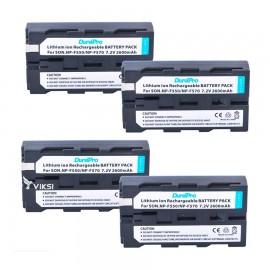 Батарея Sony NP-F550  (2600mah)