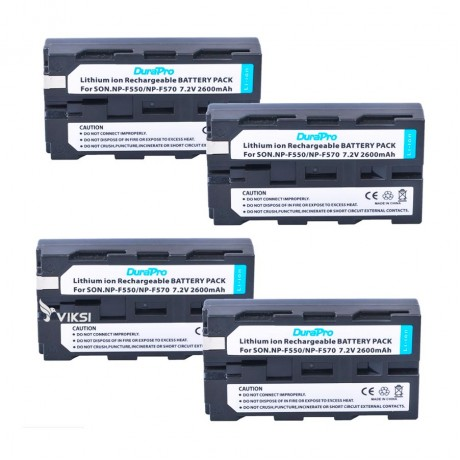 Аккумулятор Sony NP-F550  (2600mah)