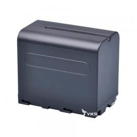 Батарея Sony NP-F960  (7200mah)