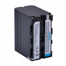Аккумулятор Sony NP-F960  (7200mah)