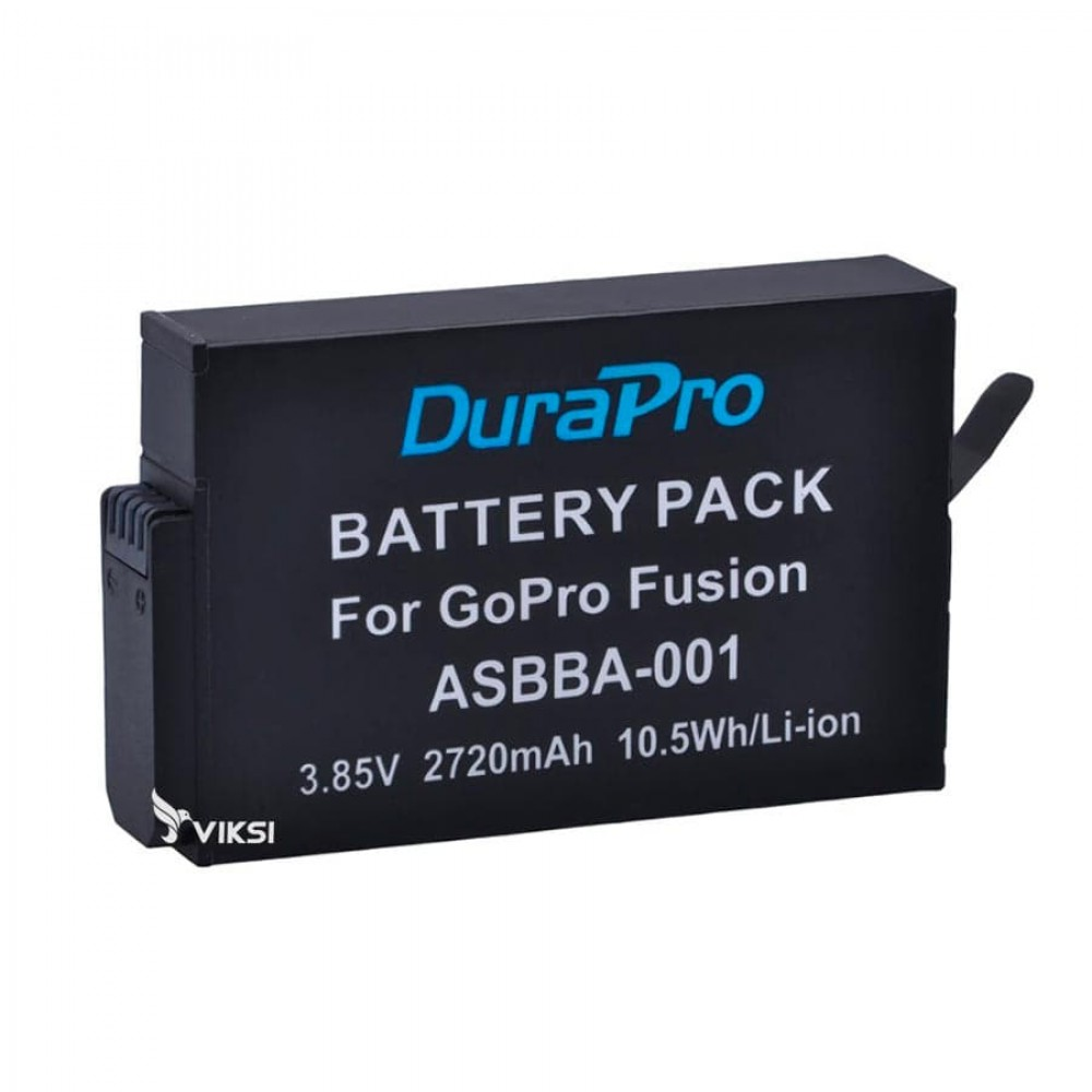 Аккумулятор GoPro ASBBA-001 (2720mah)
