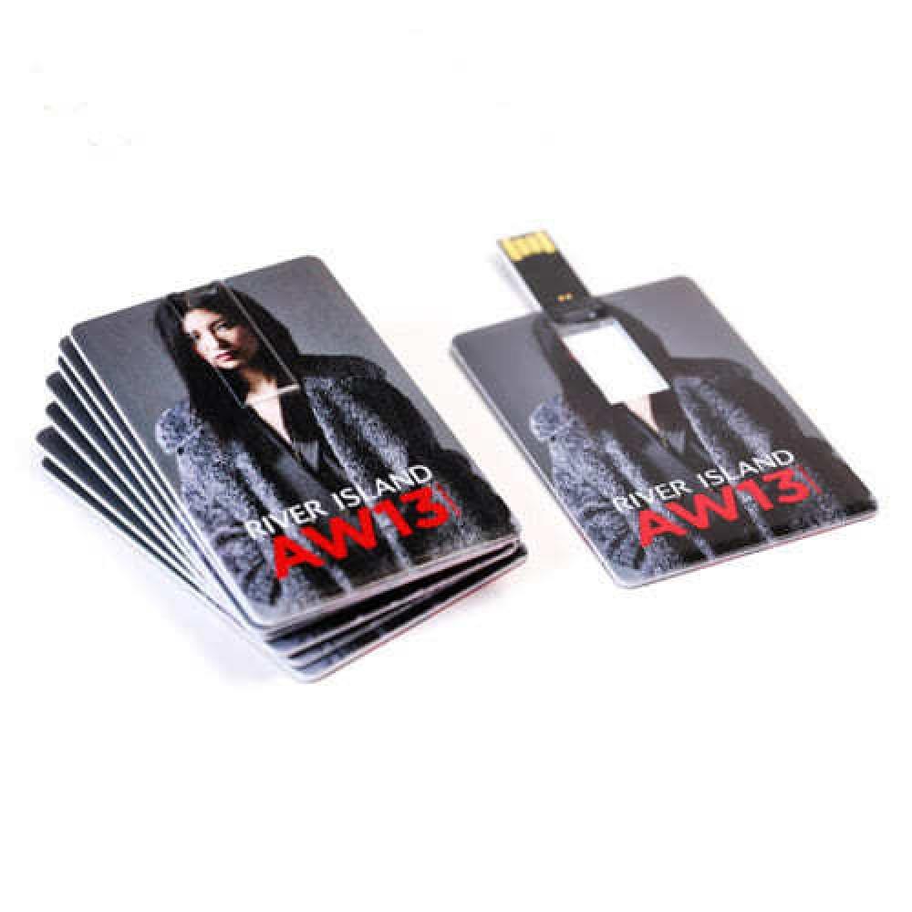 Флешка карточка Dark