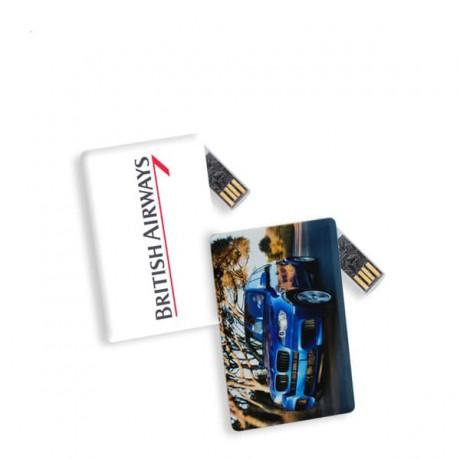 Флешка карточка Biz