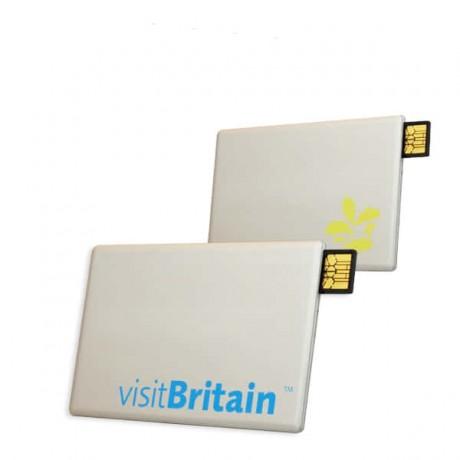 Флешка карточка Corporate