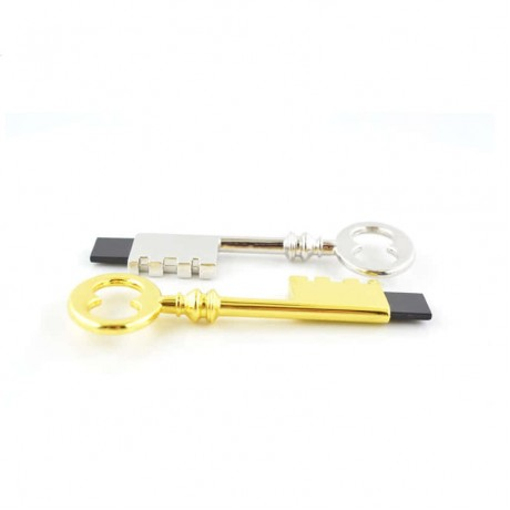 Флешка металлическая Pocket