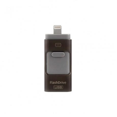 Флешка Verso с micro USB OTG