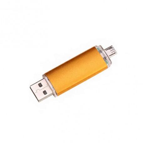 Флешка Overdo с micro USB OTG