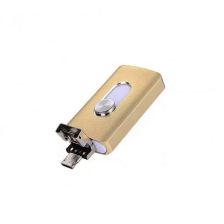 Флешка Trap с micro USB OTG
